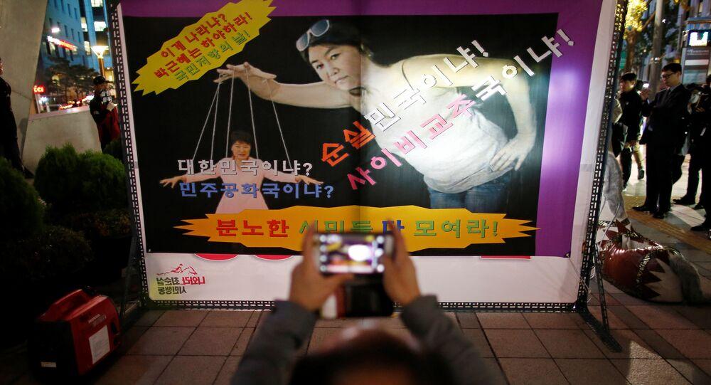 Escándalo en Corea del Sur: la presidenta elaboró su política a base de consultas con chamanes