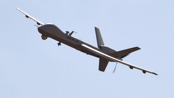 Drone Reaper - Sputnik Mundo