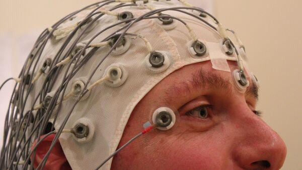 Estudios sobre el cerebro (archivo) - Sputnik Mundo