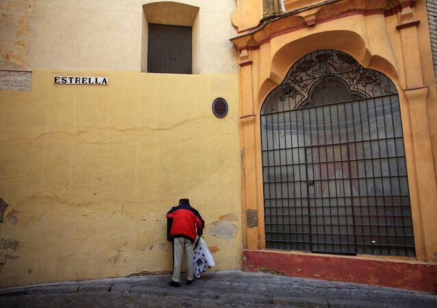 La situación con el desempleo en España