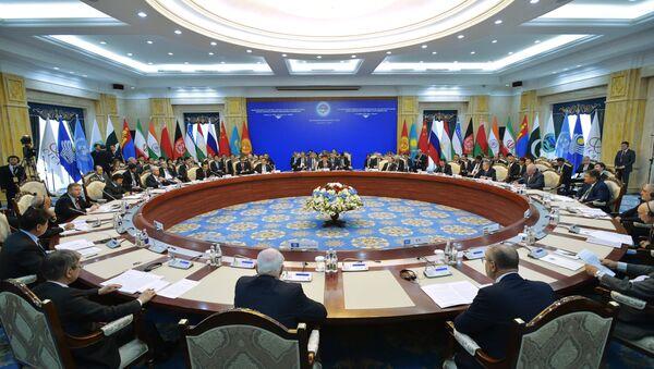 Cumbre de la OCS (archivo) - Sputnik Mundo