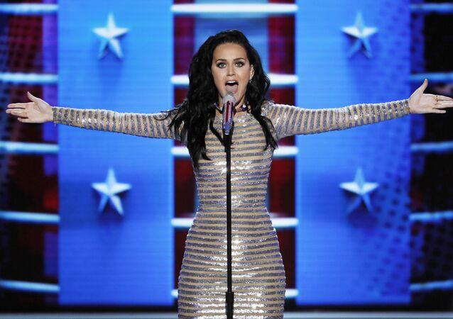 Katy Perry, artista estadounidense