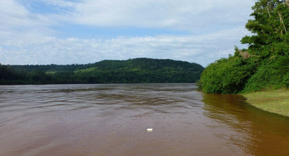 Río Uruguay