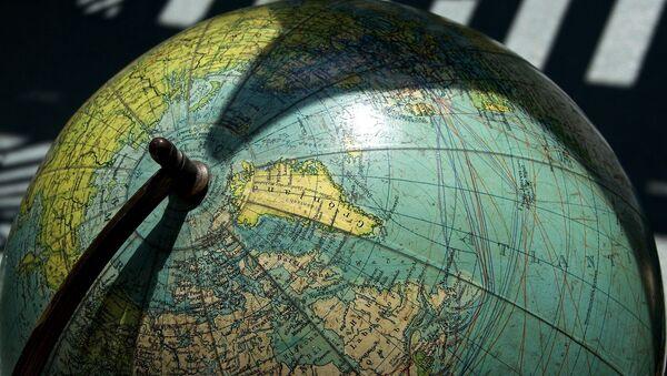 Globo terráqueo - Sputnik Mundo