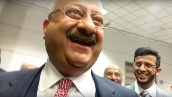 Abdulá Al Saud, el embajador de Arabia Saudí en EEUU - Sputnik Mundo