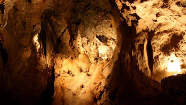 Cueva de Gough en Reino Unido - Sputnik Mundo