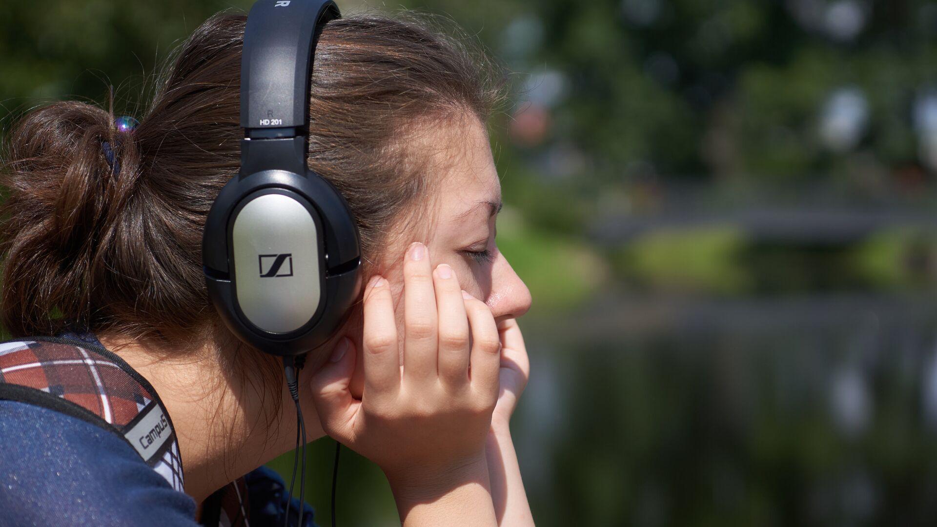 Headphones - Sputnik Mundo, 1920, 13.03.2021