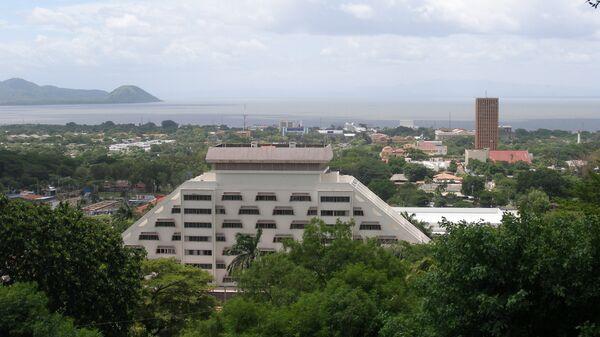Capital de Nicaragua,  Managua - Sputnik Mundo