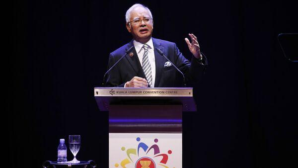 Najib Razak, ex primer ministro de Malasia (Archivo) - Sputnik Mundo