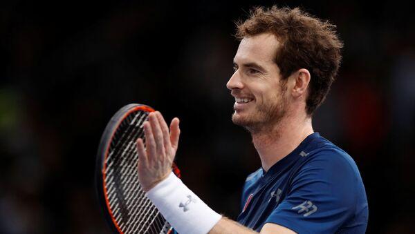 Andy Murray, tenista británico - Sputnik Mundo