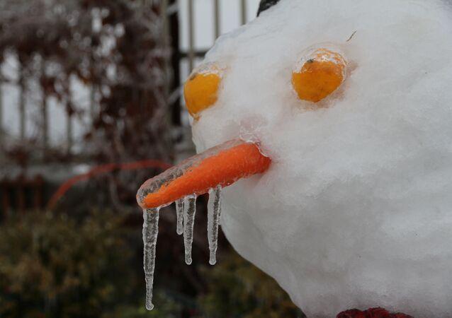 Muñeco de nievo