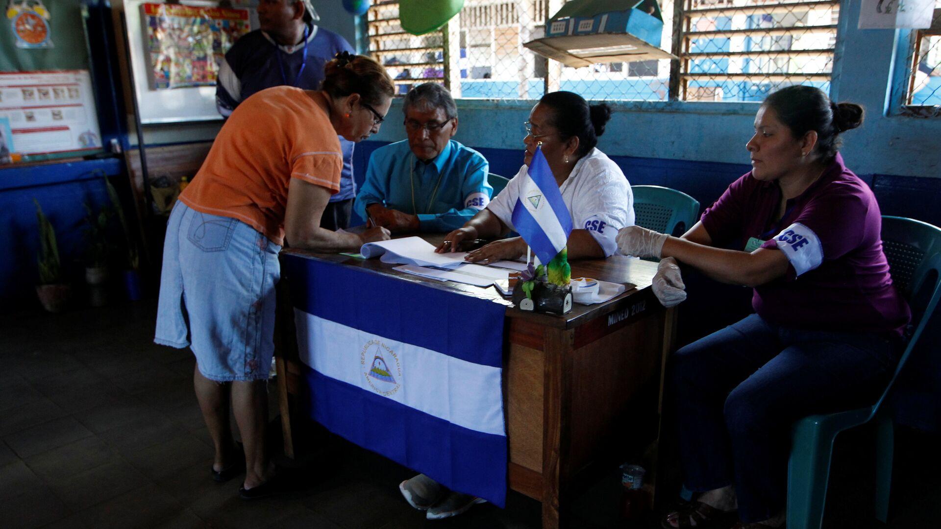 Elecciones en Nicaragua - Sputnik Mundo, 1920, 12.08.2021