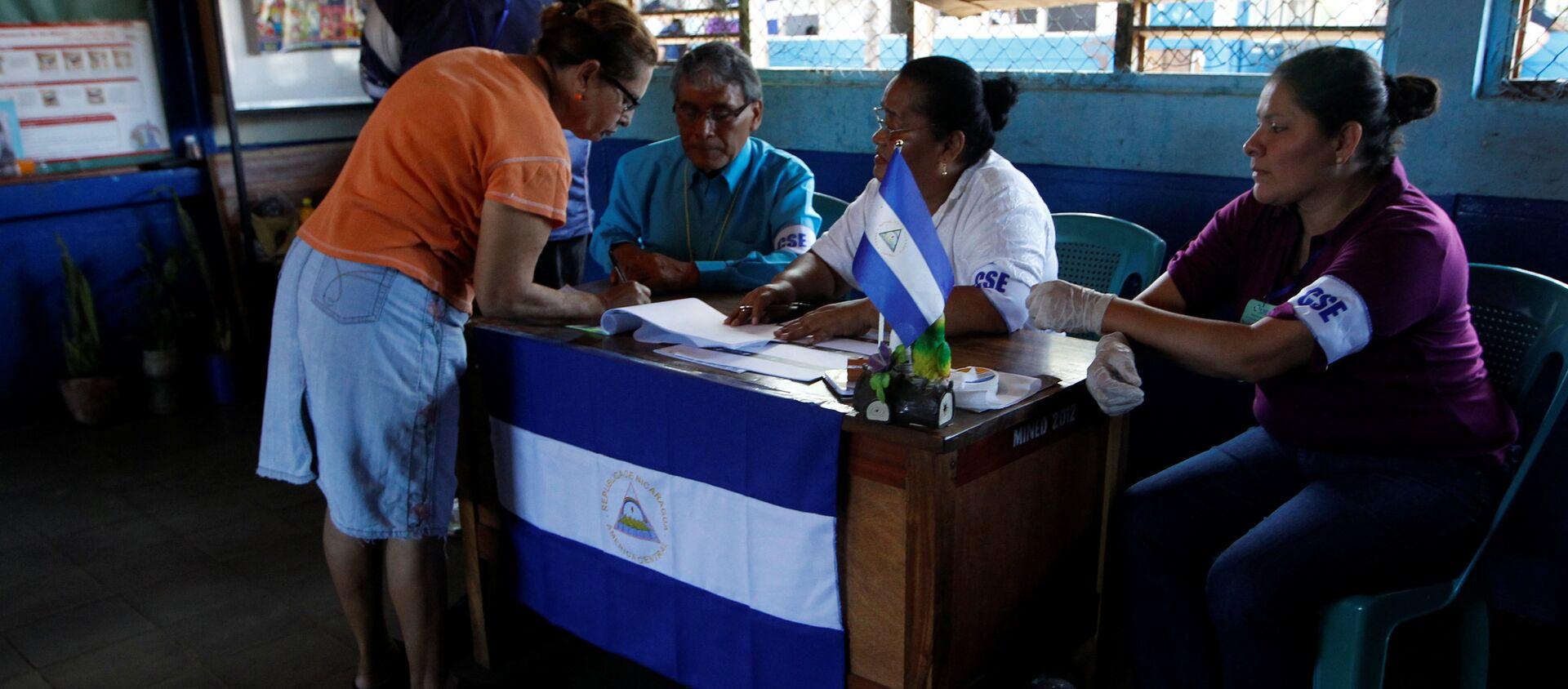 Elecciones en Nicaragua - Sputnik Mundo, 1920, 22.01.2021