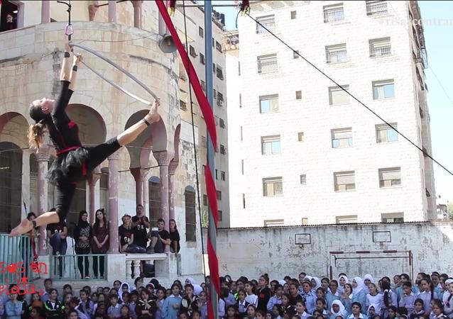 Caravana Palestina Libre y Feliz (2016)