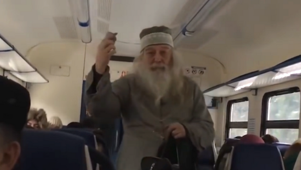 Un tren ruso, epicentro de la batalla entre Dumbledore y Voldemort - Sputnik Mundo