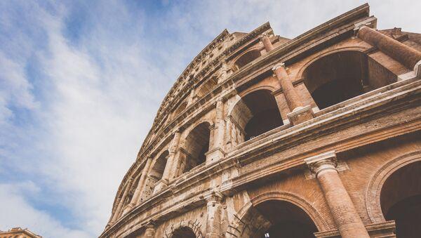 El Coliseo de Roma (Italia) - Sputnik Mundo