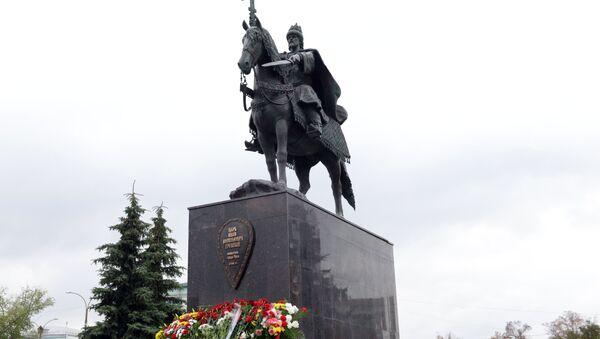 El monumento de Iván el Terrible - Sputnik Mundo