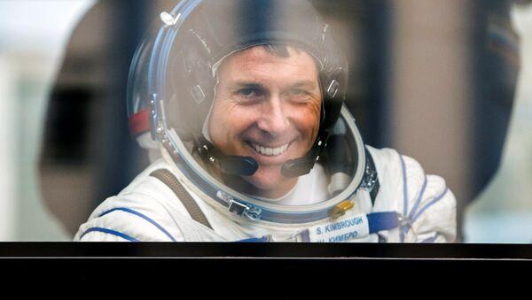Shane Kimbrough - Sputnik Mundo