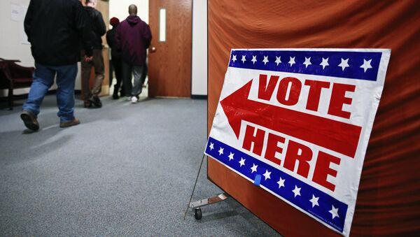 Elecciones en EEUU (archivo) - Sputnik Mundo