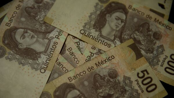 Pesos mexicanos - Sputnik Mundo