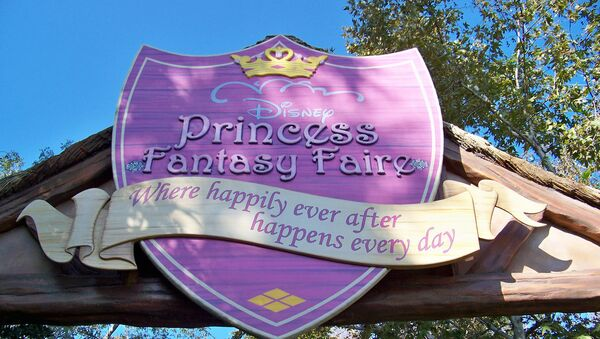 Feria de princesas Disney - Sputnik Mundo