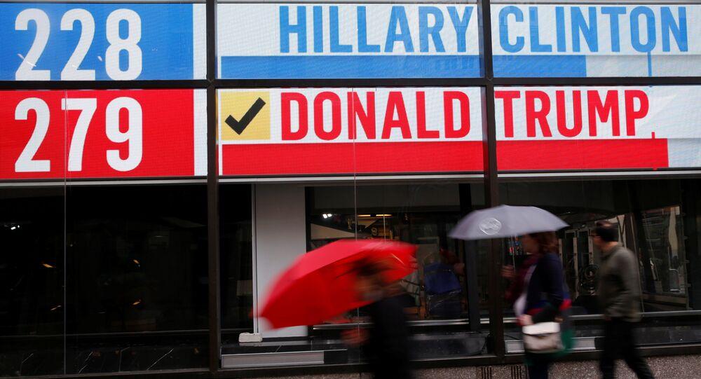 Resultados de las elecciones en EEUU (archivo)