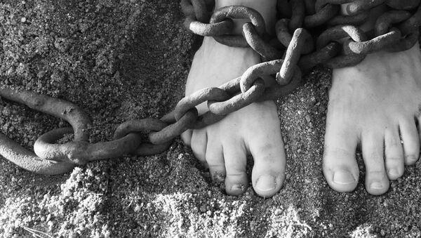 Esclavitud (ilustración) - Sputnik Mundo
