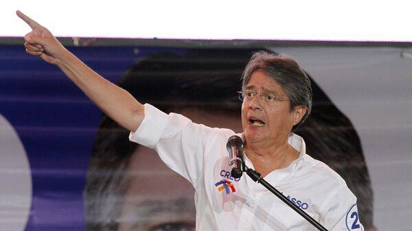 Guillermo Lasso, político ecuatoriano - Sputnik Mundo