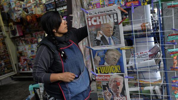 Prensa mexicana - Sputnik Mundo
