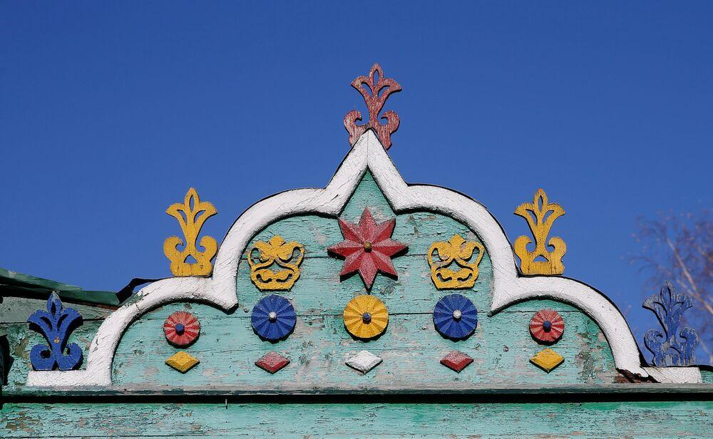La arquitectura tradicional rusa, en peligro de extinción