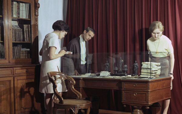 Museo-apartamento Dostoievski de Moscú - Sputnik Mundo