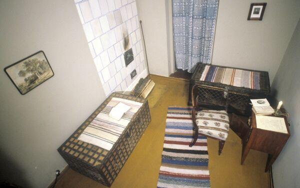 Cuarto infantil en el Museo-apartamento Dostoievski de Moscú - Sputnik Mundo