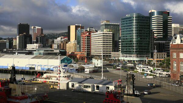 Wellington, la capital de Nueva Zelanda - Sputnik Mundo