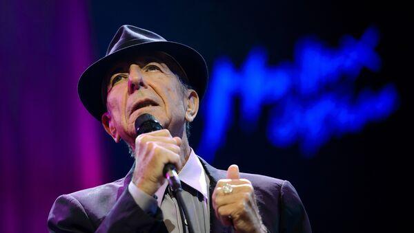 Leonard Cohen - Sputnik Mundo