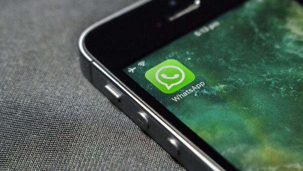 Whatsapp - Sputnik Mundo