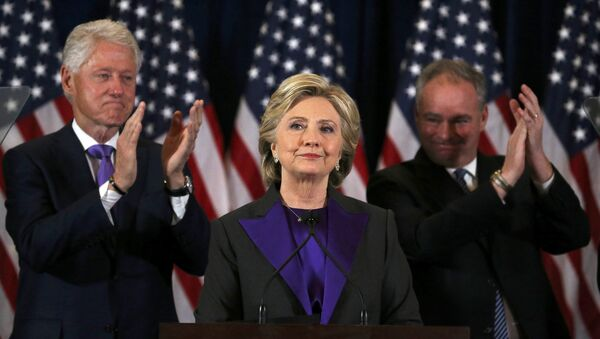 Hillary Clinton, la ex secretaria de Estado de EEUU - Sputnik Mundo