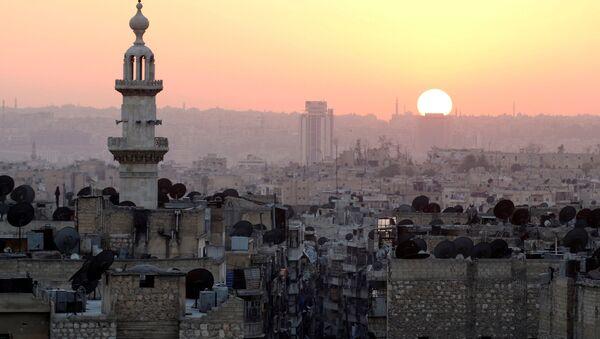 Siria - Sputnik Mundo