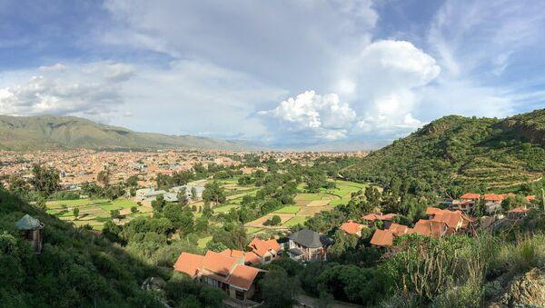 Cochabamba, Bolivia - Sputnik Mundo