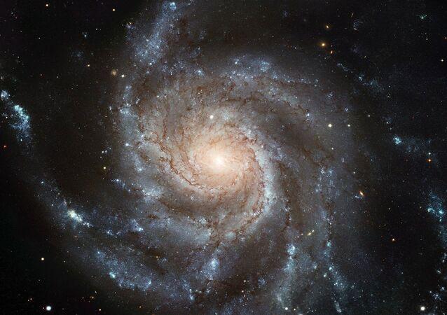Una galaxia (archivo)