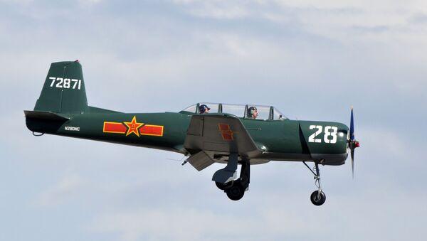 Nanchang CJ-6 - Sputnik Mundo