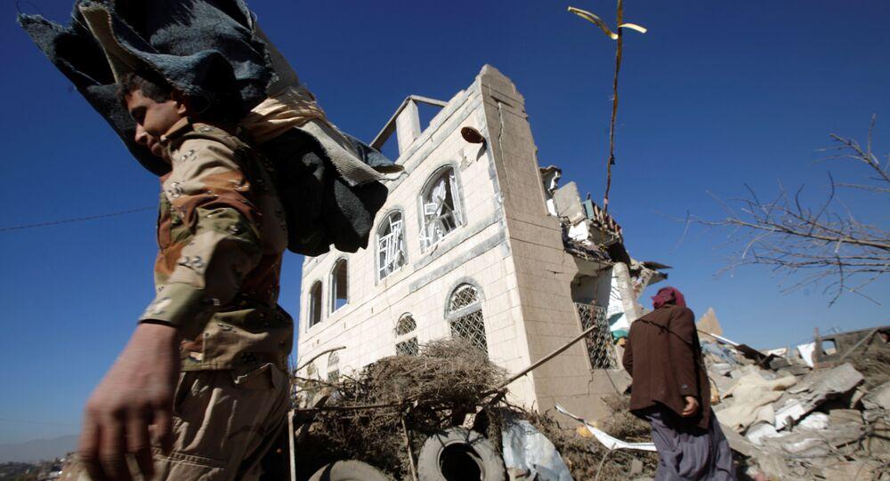 Conflicto en Yemen