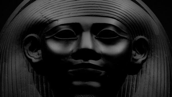 Una momia egipcia - Sputnik Mundo