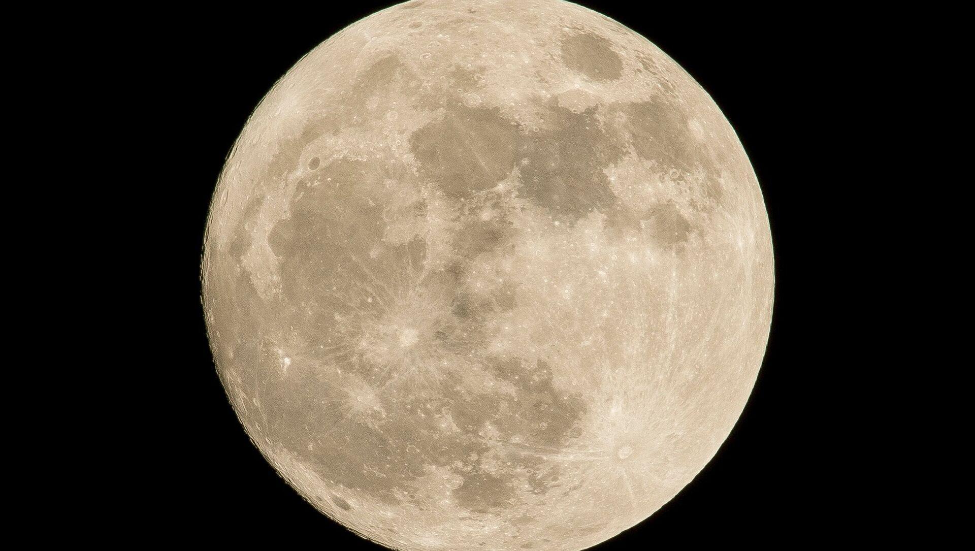 Luna - Sputnik Mundo, 1920, 01.10.2020