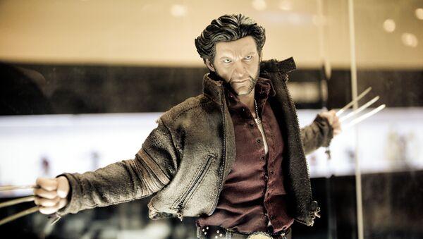Wolverine - Sputnik Mundo