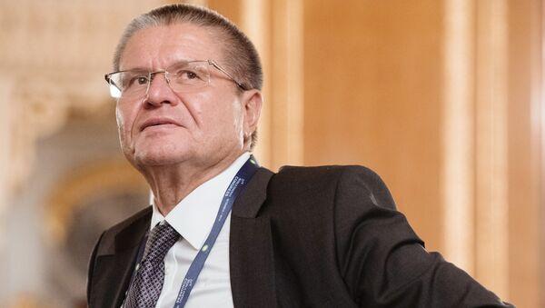 Alexéi Uliukáev, ministro ruso de Desarrollo Económico - Sputnik Mundo