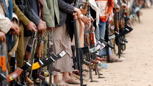 Las armas en Yemen - Sputnik Mundo