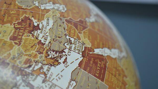 Siria en el mapa - Sputnik Mundo