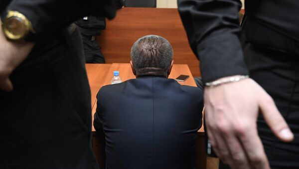 Alexéi Uliukáev, exministro ruso de Desarrollo Económico - Sputnik Mundo