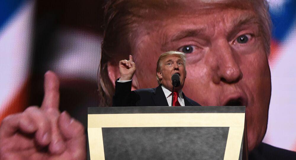 Donald Trump, presidente electo de EEUU