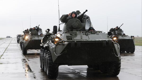 BTR-80 - Sputnik Mundo